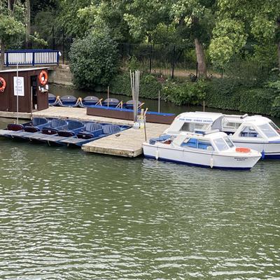 Oxford boat hire